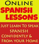 421357 Spannish Lessons